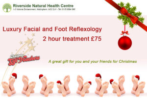 Facial and Foot Treatment Offer
