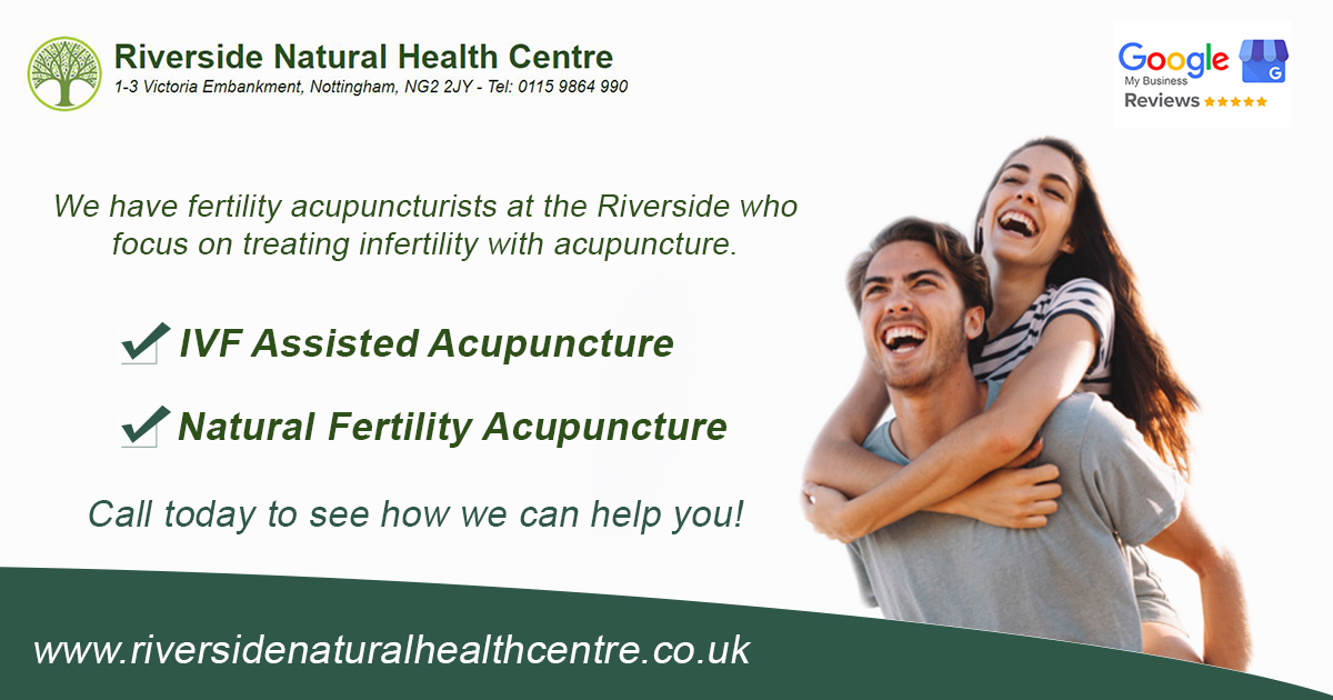 Fertility Acupuncture Nottingham | Proven Success Rate