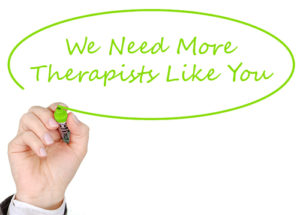 Job vacancies in Nottingham for self employed therapists